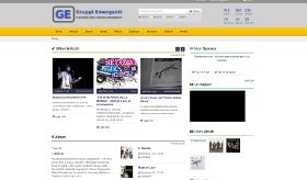 Nuova grafica Gruppi Emergenti